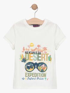 Off white T-shirt TOFIAGE / 20E3PGQ1TMC001