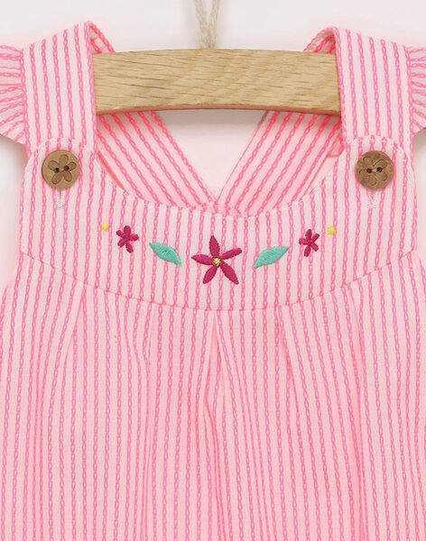 Pink Romper RAVANILLE / 19E1BFQ1BARD311
