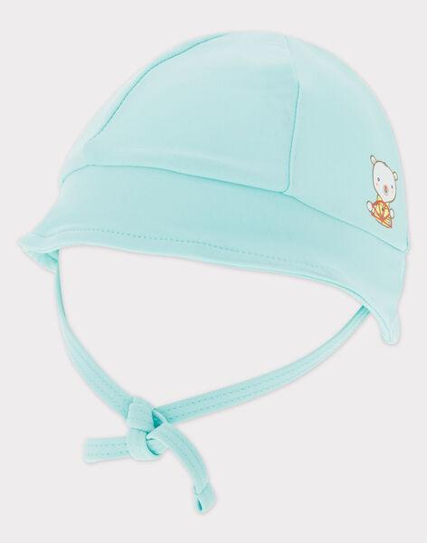 Pale turquoise Hat RUMORRIS / 19E4BGN2CHA203
