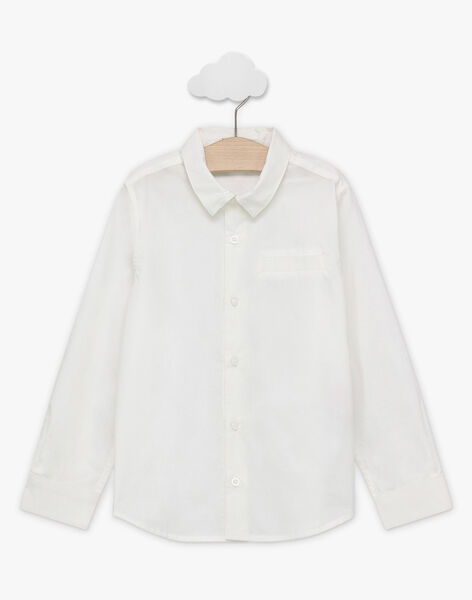 Off white Shirt TICHEMAGE / 20E3PGJ5CHM001