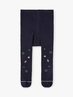Navy TIGHTS VARUBBY / 20H4BFY1COL070