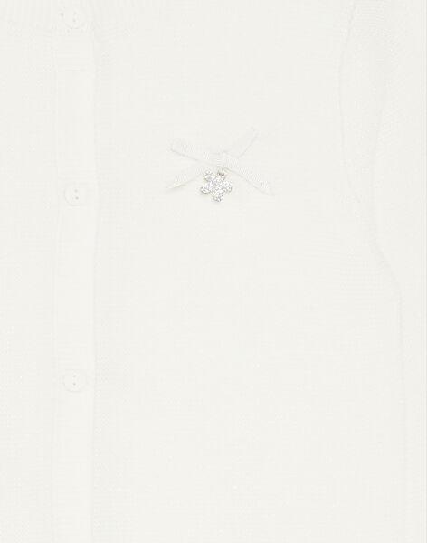 Off white CARDIGAN ZLADETTE2 / 21E2PFK2CAR001