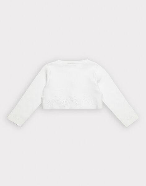 Off white CARDIGAN TATANIA / 20E1BFW1CAR001