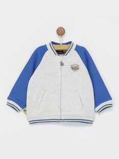 Grey Waistcoat RACLEO / 19E1BG62GILJ906