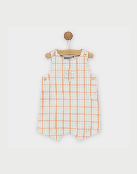 Orange Short Overalls RYGERMAIN / 19E0CGI2SAC400