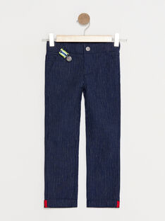 Navy pants TYCROLAGE / 20E3PG11PAN705