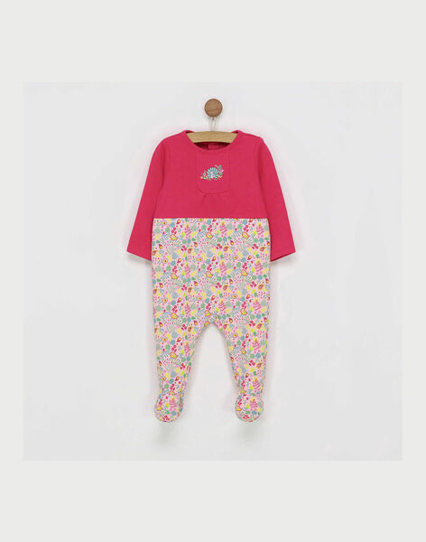 Fushia Romper REJUNGLE / 19E5BF76GRE304
