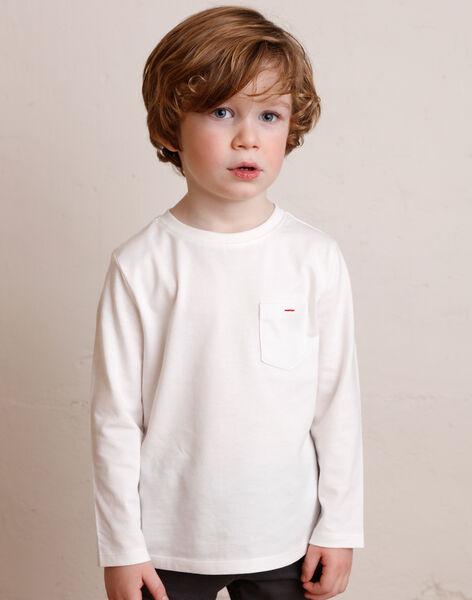 T-shirt child boy ZAZOAGE2 / 21E3PGK2TML001