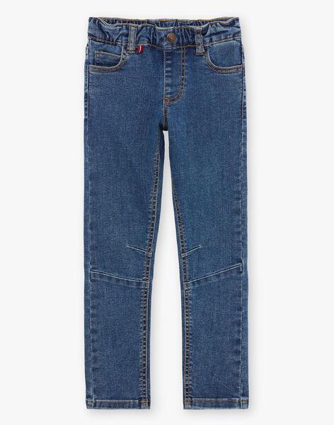 Boy's denim jeans BUXTIAGE2 / 21H3PGB1JEAP269
