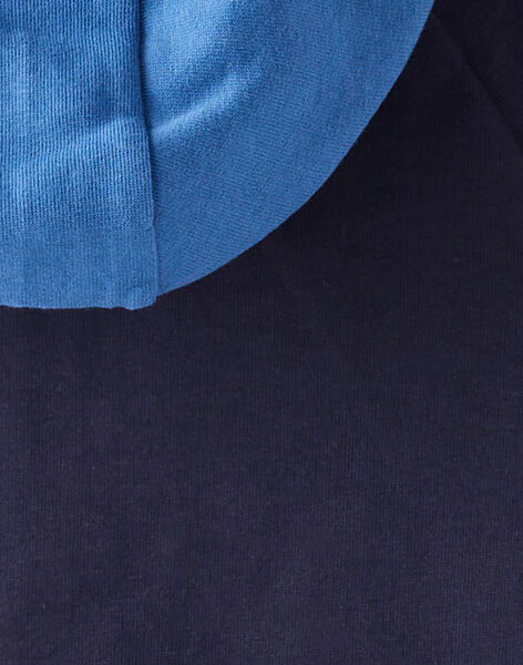 Navy JOGGING TOP VABORAGE-1 / 20H3PG73JGH070