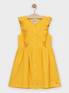 Yellow Chasuble dress TOBIETTE / 20E2PFG1CHS010