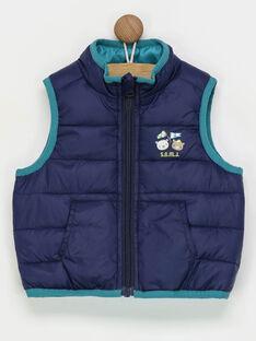 Turquoise Sleeveless Jacket RAGERARD / 19E1BGD1GSM202