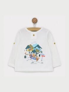 Off white T-shirt RACHARLY / 19E1BG61TML001