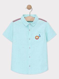 Medium turquoise Shirt TUFLAGE / 20E3PGW1CHM209