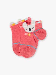 Red Low socks TAVITA / 20E4BFX1SOBF507