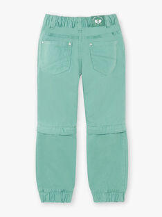 Green PANTS ZEILAGE / 21E3PGO1PAN631