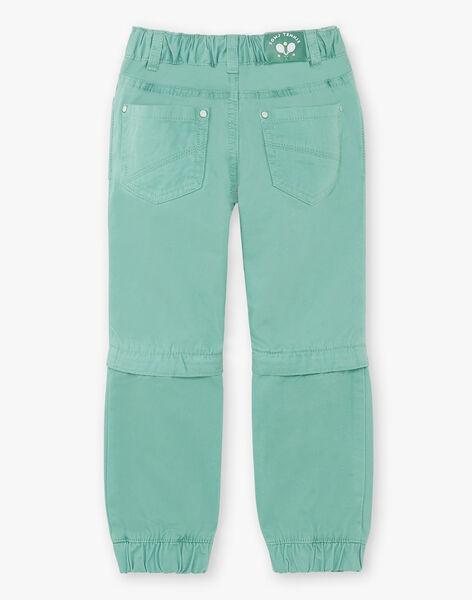 Green PANTS ZEILAGE / 21E3PGO1PAN631
