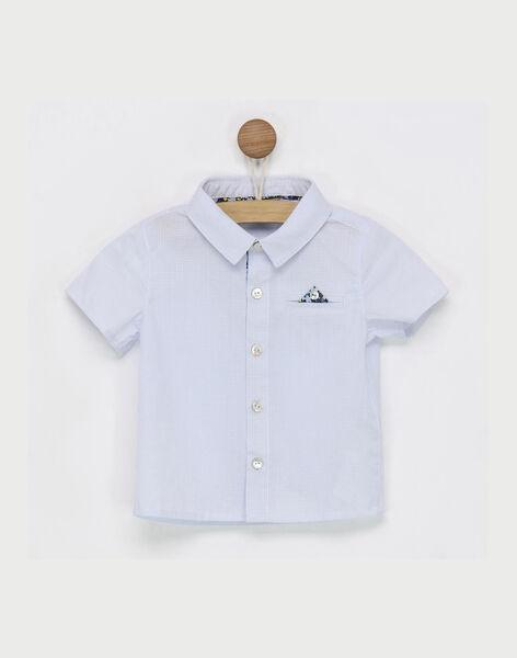 Blue sky Shirt RALUCIEN / 19E1BGF2CHM020