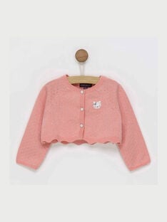 Coral Cardigan RAINES / 19E1BFD2CAR404