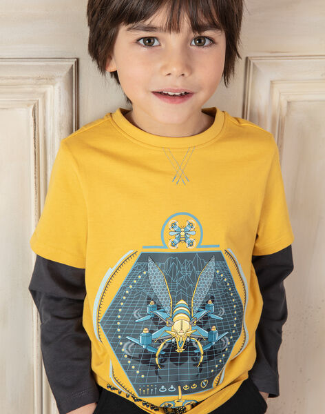 T-shirt child boy ZARAGE / 21E3PG91TMLB114