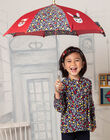 Girl's floral and animal print umbrella BIPLUIETTE / 21H4PF51PUI050