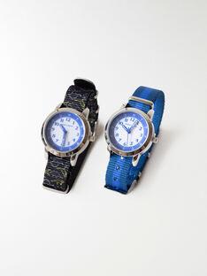 Medium blue WATCH ENZO / 20J7GG11MON208