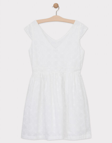 White Dress TYROEF / 20E2FFJ1ROB000