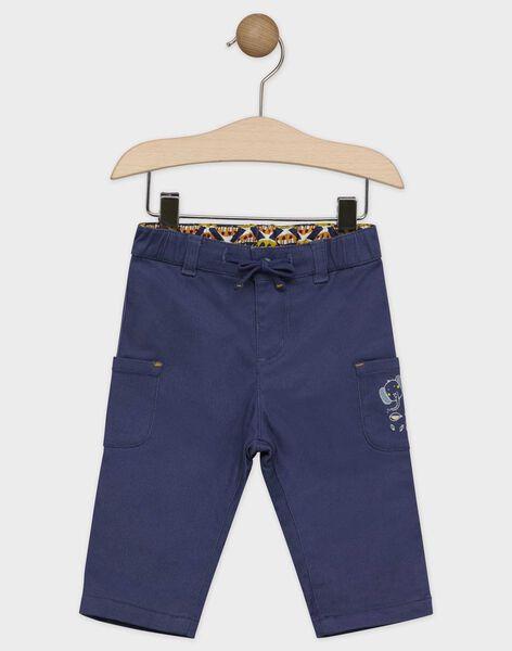 Navy pants SAKASPER / 19H1BG62PANC203