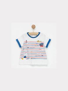 White T-shirt NAIDAVID / 18E1BGG1TMC000