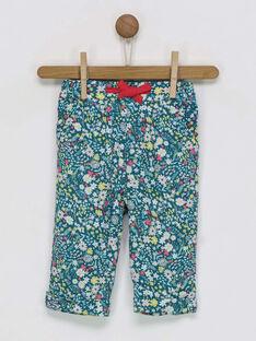 Green pants RADANOU / 19E1BF61PANG618