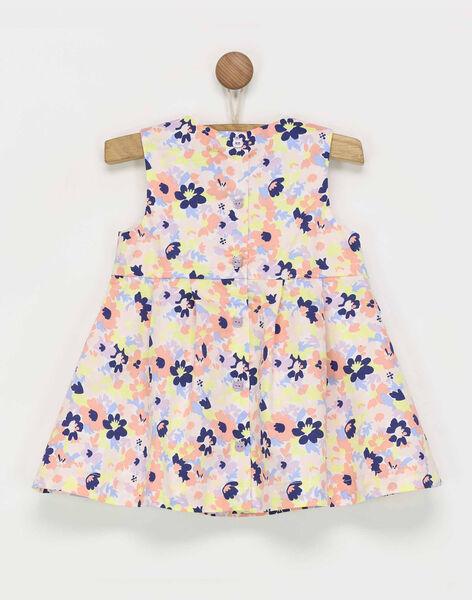 Pink Chasuble dress RAISIS / 19E1BFD1CHSD310