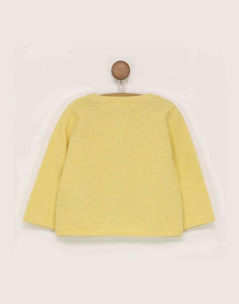 Yellow Cardigan RADOLLY / 19E1BF61CARB105