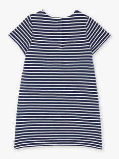 Children's dress girl ZORUETTE / 21E2PFB3ROB632