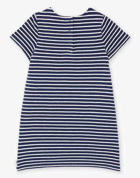 Children's dress girl ZORUETTE / 21E2PFB3ROB632
