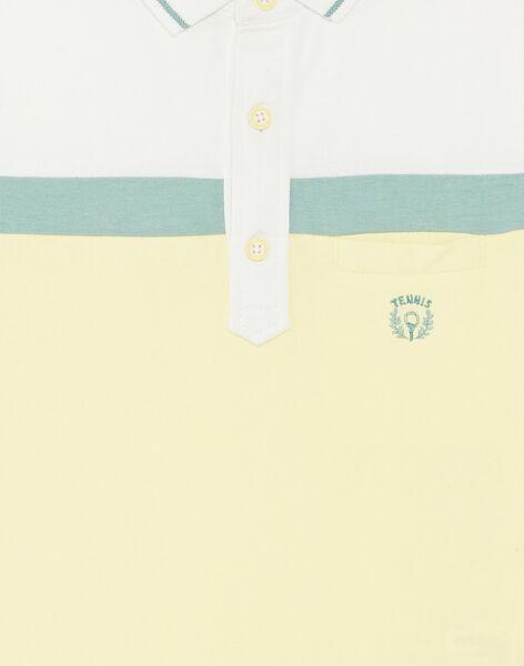 Off white POLO SHIRT ZECHAGE / 21E3PGO1POL001