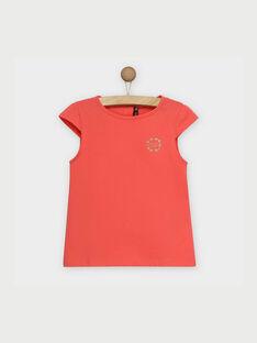 Coral T-shirt RUFAPETTE 2 / 19E2PFH3TMC404