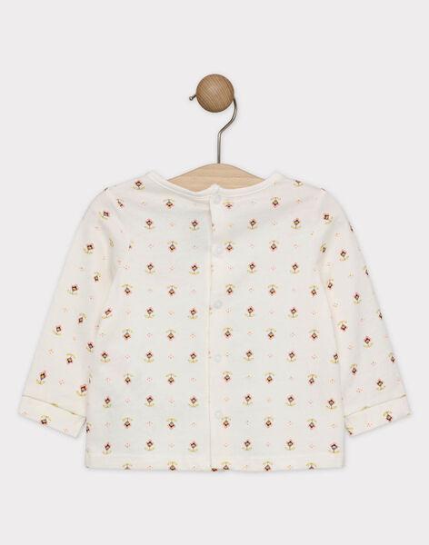 Off white T-shirt SAGISELE / 19H1BF61TML001