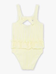 Yellow SWIMSUIT ZAINAETTE / 21E4PFR2D4KB102