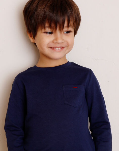 T-shirt child boy ZAZOAGE1 / 21E3PGK3TML070