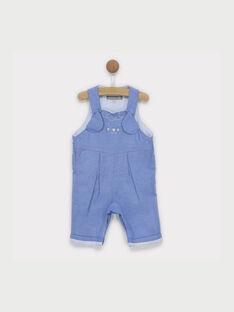 Blue denim Overalls RYALBERT / 19E0CG12SAL704