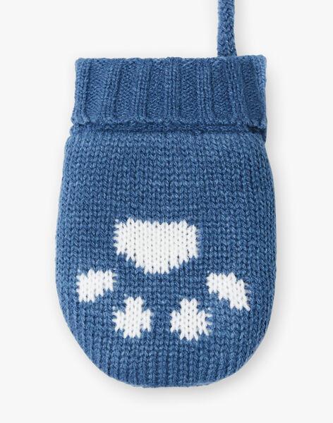 Striped knit cap ZUBADAR / 21E4BGM2GANC230