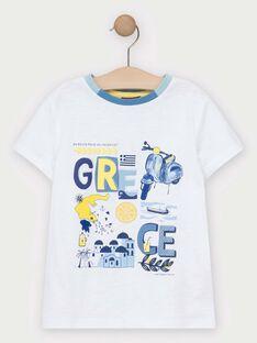Off white T-shirt TIDOAGE / 20E3PGO1TMC001