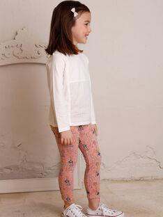 Leggings child girl ZALEGETTE / 21E4PF71CALD327