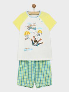 Off white Pajamas REZERAGE / 19E5PGJ2PYJ001