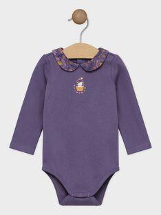 Purple Body suit SAGRETA / 19H1BF61BOD712