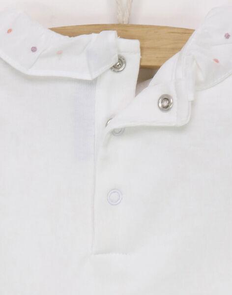Off white Body suit RAILOU / 19E1BFD1BOD001