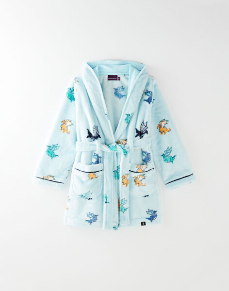 Blue sky NIGHT GOWN VEROBAGE / 20H5PG31RDC020