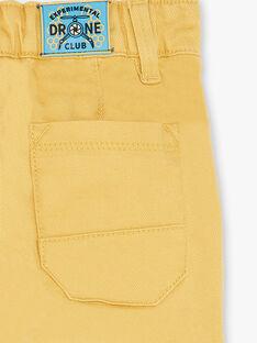 Children's boy pants ZATRIAGE / 21E3PG92PANB114