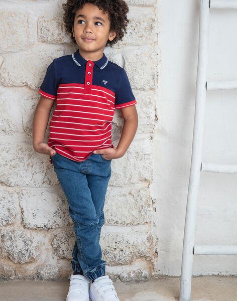 Jean child boy ZAZLAGE / 21E3PGK3JEAP272
