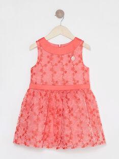 Coral Chasuble dress TYOBLETTE / 20E2PF22CHS404